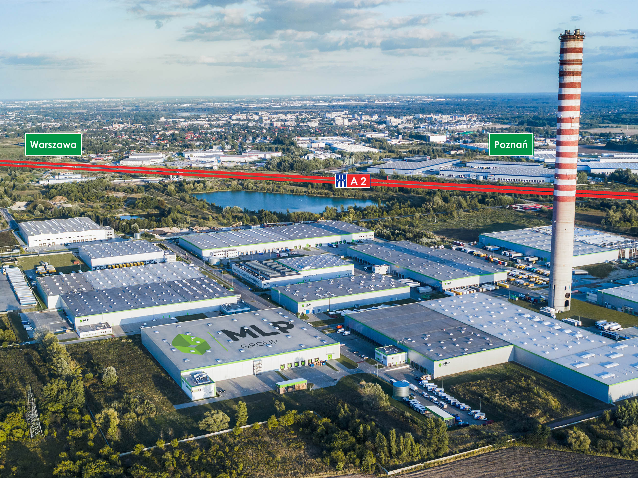 Poland's largest ice cube manufacturer secured as new tenant for MLP Pruszków II