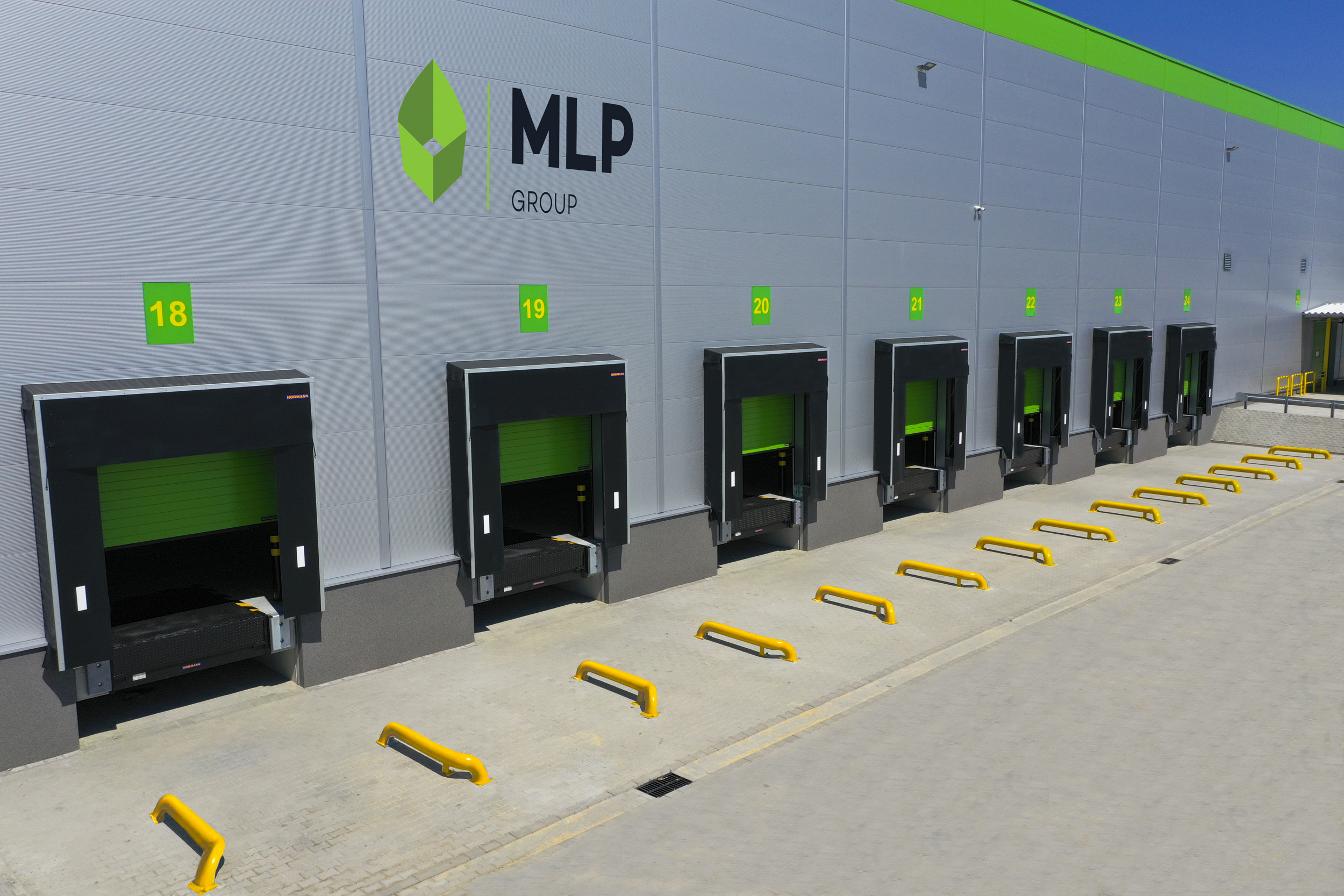 European logistics company joins MLP Bucharest West