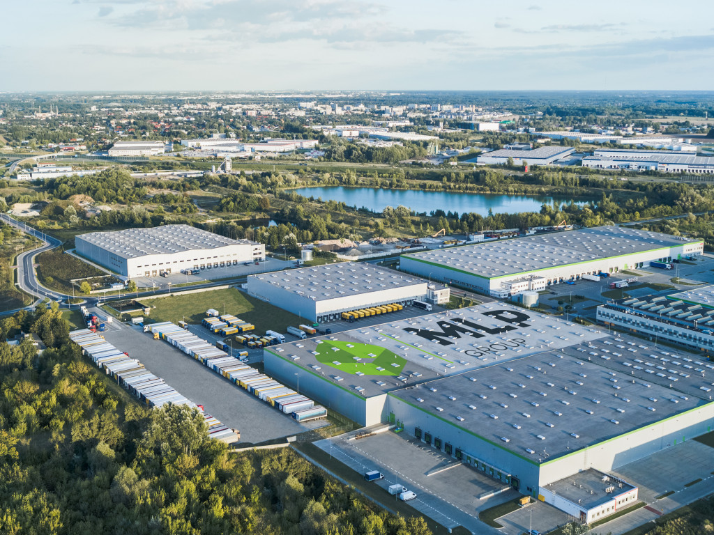 MLP Pruszków II receives Excellent BREEAM rating