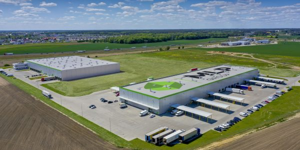 W.P.I.P to build over 43,000 sqm at MLP Poznań West