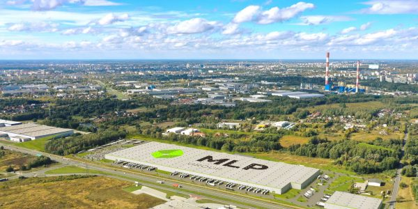 Leading manufacturer of plastic components becomes new tenant at MLP Łódź