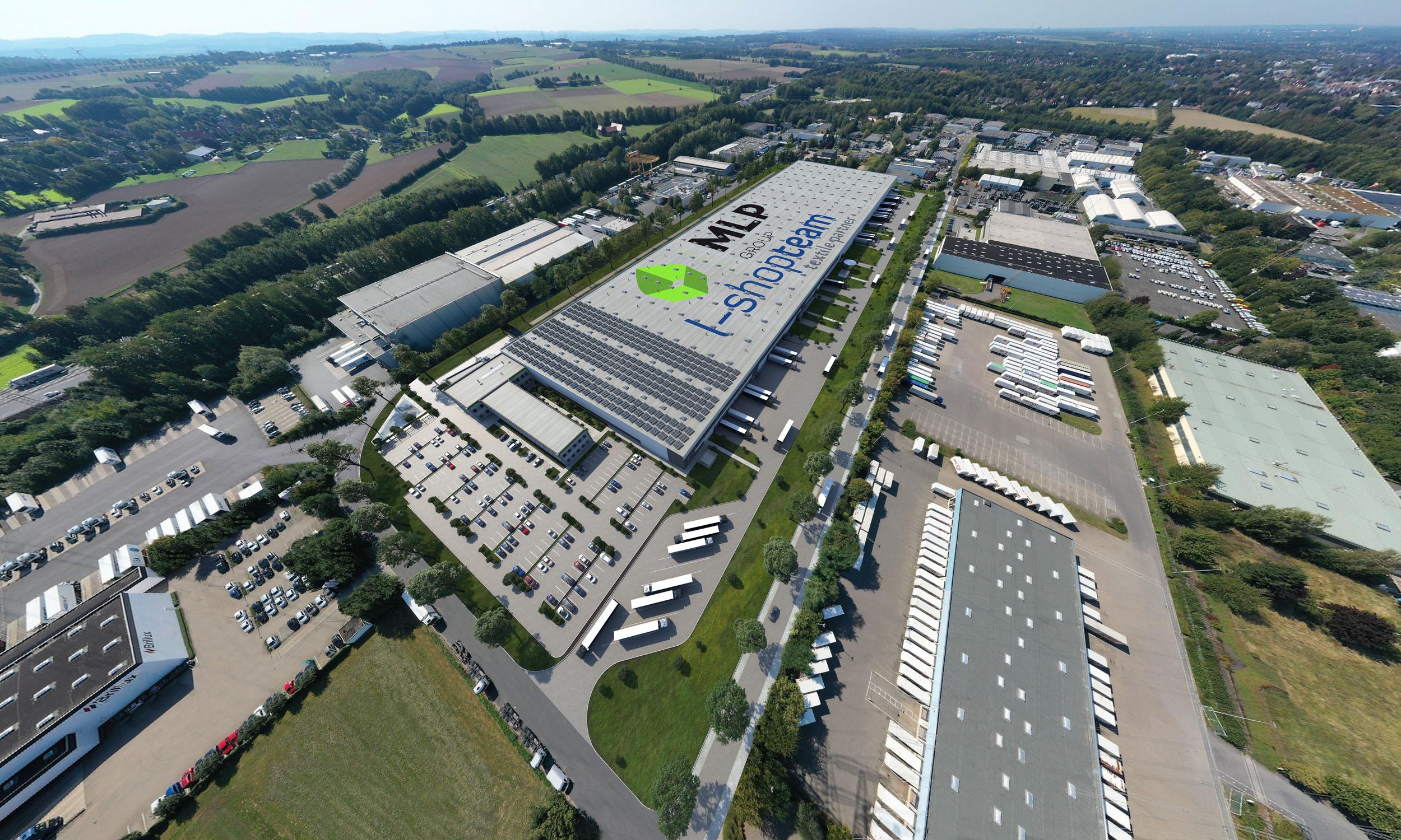 MLP Group zawarło transakcję finansowania projektu w Unna o wartości 41,25 mln euro z bankiem BayernLB