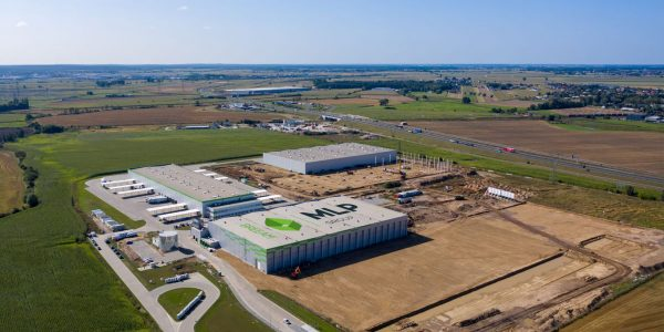 Auto Partner will lease space at MLP Poznań West for a quarter of century